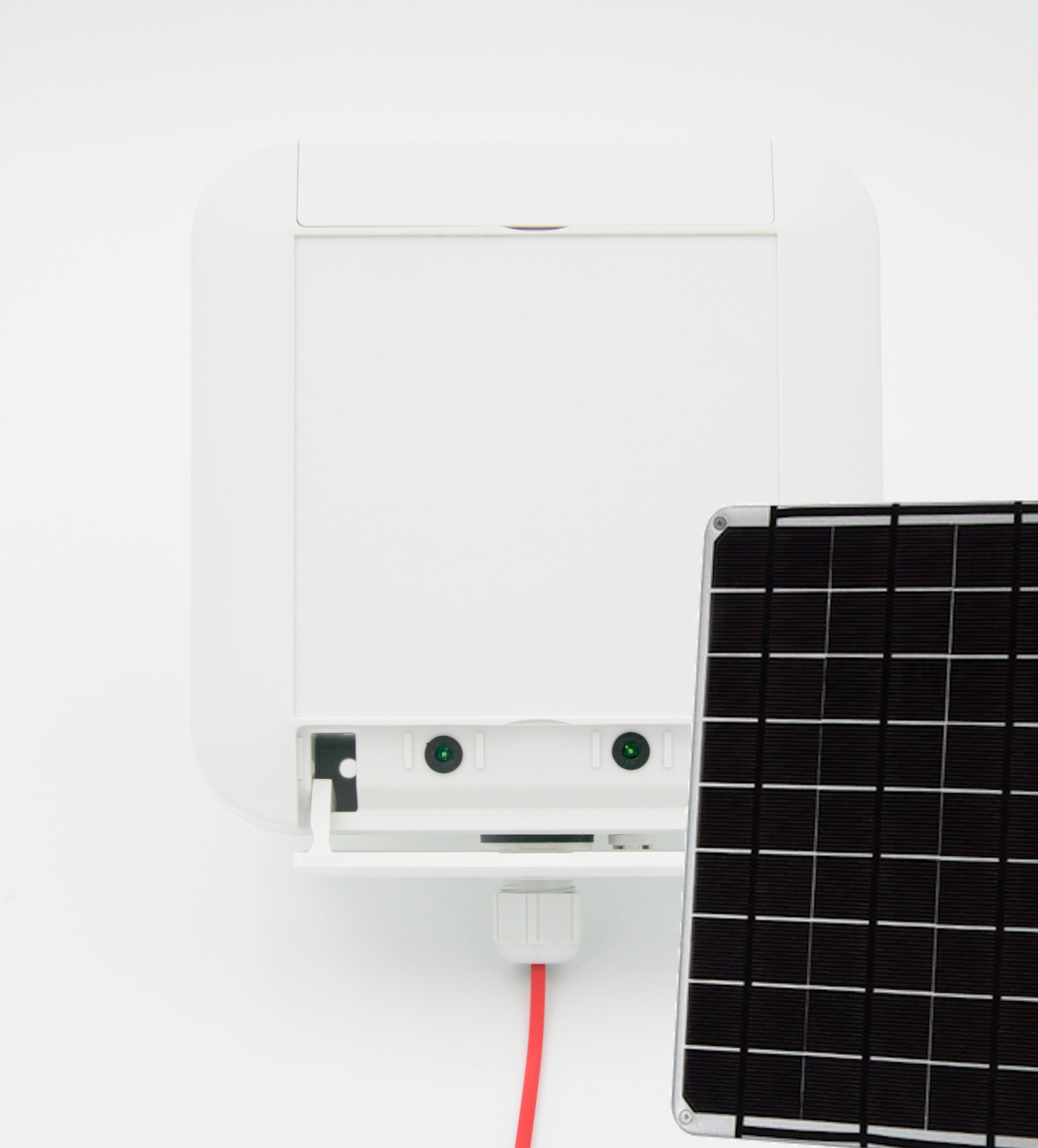 TCR-LSS Slow Traffic Counter Solar
